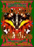Bob Marley & Stevie Wonder Plakater af Dennis Loren