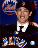 Kazuo Matsui en una rueda de prensa, 2004 Photofile Fotografa
