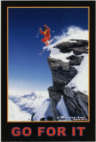 Go For It - Extreme Sport Pósters