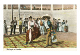 Mexican Hat Dance, Art Print