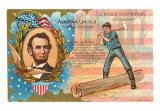 Abraham Lincoln Centennial, Art Print
