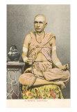 Hindu Sanyasi Art Print