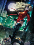 Ms. Marvel No.41 Cover: Ms. Marvel Wall Decal by Sana Takeda