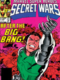 Secret Wars No.12 Cover: Dr. Doom Prints by Mike Zeck