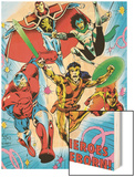 The Official Handbook Of The Marvel Universe Teams 2005 Cover: Albion Art by Alan Davis