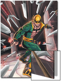 Iron Fist No.N3 Cover: Iron Fist Prints by Kevin Lau