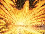 Avengers Vs. X-Men No.1: Flaming Phoenix Force Plastic Sign by John Romita Jr.