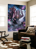 Hunger 1 Cover: Galactus Wall Mural by Adi Granov
