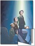 Guardians No.2 Cover: Guardians Prints by Casey Jones
