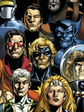 Secret Invasion: Who Do You Trust Cover: Namora Poster by Phil Jimenez