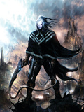 Annihilation: Conquest - Wraith No.1 Cover: Wraith Wall Decal
