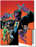 New Thunderbolts No.10 Cover: Purple Man Posters by Tom Grummett