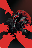 Thunderbolts 15 Cover: Elektra, Red Hulk, Deadpool, Punisher, Venom Wall Decal by Julian Totino Tedesco