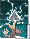 Guardians No.1 Cover: Guardians Prints by Casey Jones