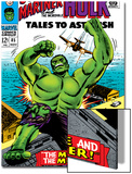 Tales to Astonish No.85 Cover: Hulk Poster by Bill Everett