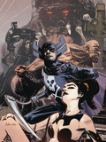 Dark Reign: Lethal Legion No.1 Cover: Reaper Plastic Sign by Tommy Lee Edwards