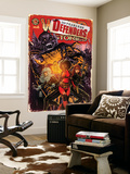 Fearless Defenders 6 Cover: Misty Knight, Black Widow, Black Cat Wall Mural by Mark Brooks