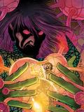 Incredible Hercules No.118 Cover: Hercules and Nightmare Plastic Sign by John Romita Jr.