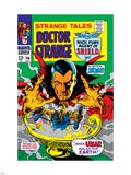 Strange Tales No.156 Cover: Dr. Strange Wall Decal by Marie Severin