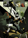 Taskmaster No.1: Task Master Standing Wall Decal by Jefte Palo