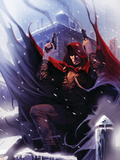 Dark Reign: The Hood No.1 Cover: The Hood Plastic Sign