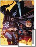 Dark Reign: Lethal Legion No.2 Cover: Wonder Man and Grim Reaper Prints by Tommy Lee Edwards
