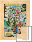 Tales to Astonish No.76 Group: Marvel Universe Wood Print by Vince Colletta