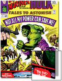 Tales to Astonish No.75 Cover: Hulk Prints by Vince Colletta