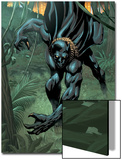 Black Panther 2099 No.1 Cover: Black Panther Prints by Pat Lee