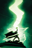 Infinity 4 Cover: Thor Wall Decal by Adam Kubert