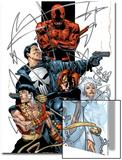 Marvel Spotlight: Marvel Knights 10th Anniversary Cover: Daredevil Prints by Joe Quesada