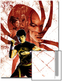 Spider-Island: Deadly Hands of Kung Fu No.1 Cover: Shang-Chi Posing Posters by Sebastian Fiumara