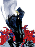 Spider-Island: Cloak & Dagger No.3 Cover: Dagger Transforming Wall Decal by Emma Rios