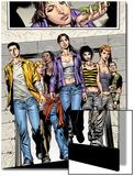 Spellbinders 6 Group: Vesco and Kim Art by Mike Perkins