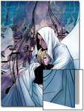 Spider-Island: Cloak & Dagger No.3: Cloak and Dagger Huggung Art by Emma Rios