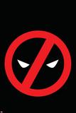 Deadpool Kills Deadpool 4 Cover: Marvel Universe (General) Plastic Sign by Mike Del Mundo