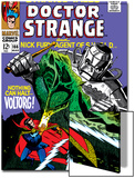 Strange Tales No.166 Cover: Dr. Strange and Voltorg Prints by George Tuska