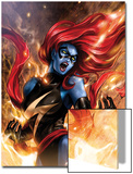 Ms. Marvel No.48 Cover: Mystique Posters by Sana Takeda