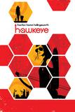 Hawkeye 14 Cover: Bishop, Kate Plastic Sign by Matt Hollingsworth