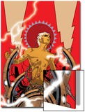 Warlock No.2 Cover: Adam Warlock Posters by J.D. Cuban