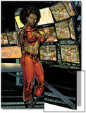Villains For Hire No.1: Misty Knight Posters by Renato Arlem