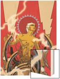 Warlock No.2 Cover: Adam Warlock Poster by J.D. Cuban