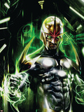 Nova No.18 Cover: Nova Plastic Sign by Francesco Mattina