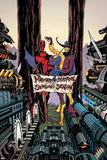 Deadpool: Annual 1 Cover: Deadpool, Madcap Plastic Sign by Tradd Moore