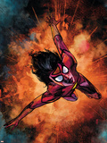 Spider-Woman No.3 Cover: Spider Woman Wall Decal by Alex Maleev