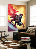 A+X 13 Cover: Cyclops, Captain America Wall Mural by David Yardin