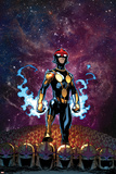 Nova 10 Cover: Nova Wall Decal by Ed McGuinness