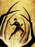 Spider-Island: Deadly Hands of Kung Fu No.3 Cover: Shang-Chi Caught in a Web Wall Decal by Sebastian Fiumara