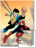 Marvel Team-Up 14 Cover: Spider-Man and Invincible Prints by Cory Walker