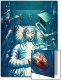 Strange 2 Cover: Dr. Strange Print by Brandon Peterson